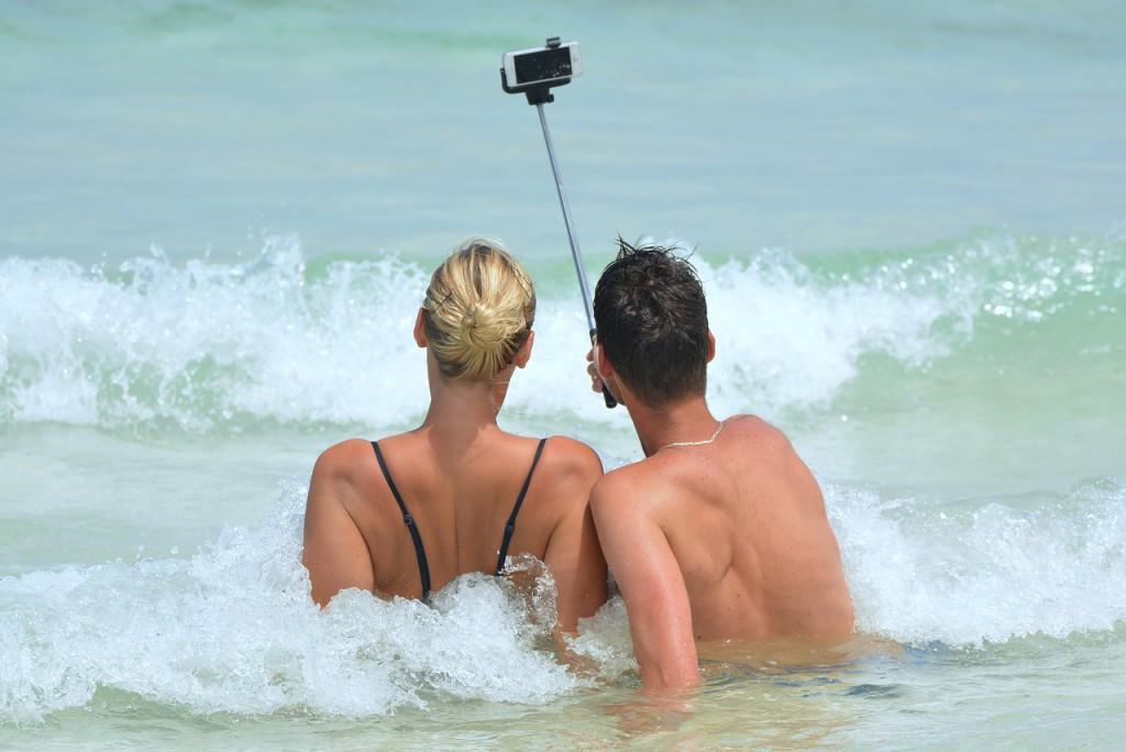 selfie-stang
