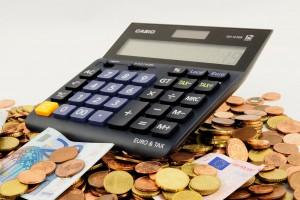 penge og lommeregner