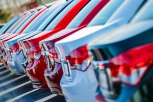 nye biler til eksport