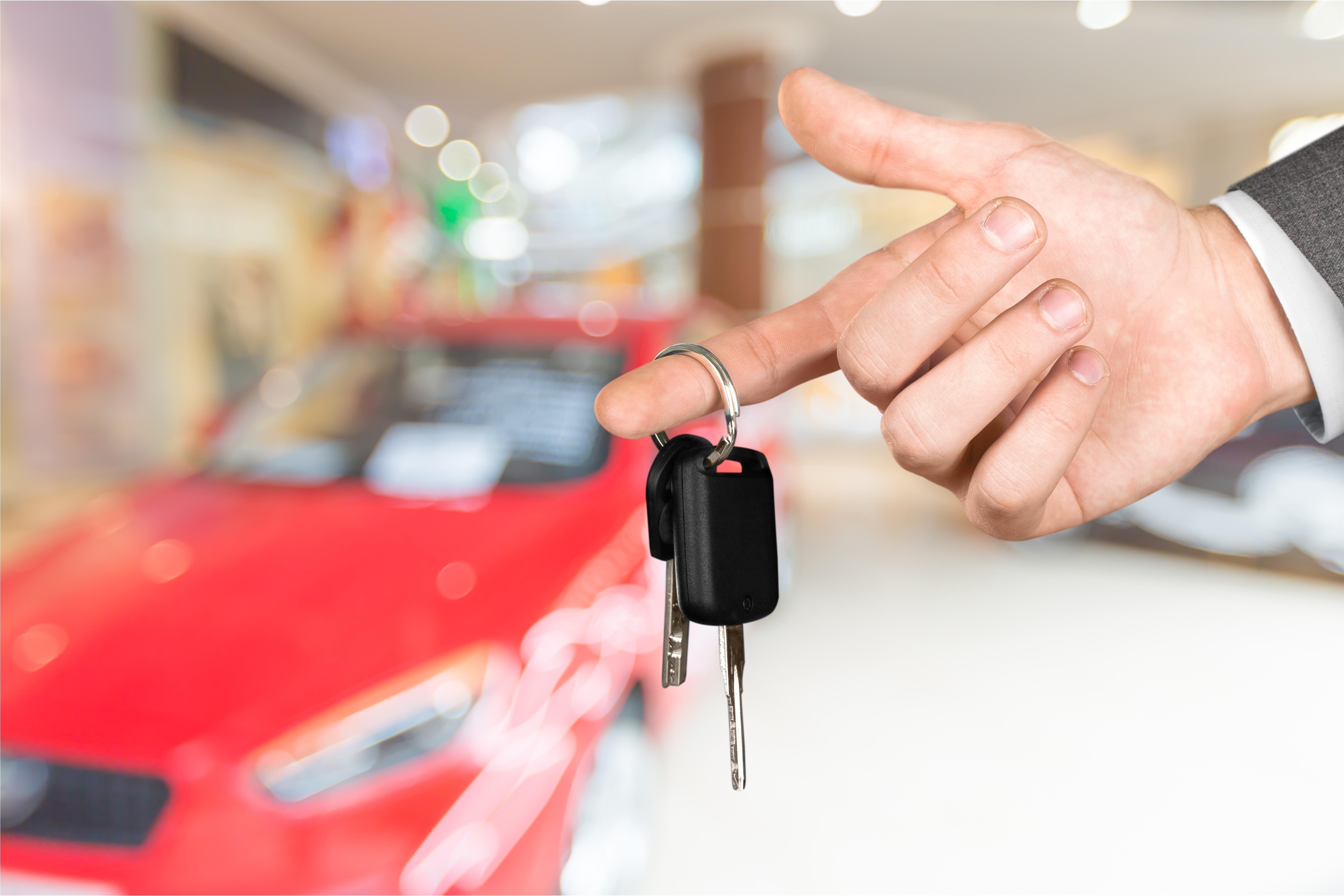 Hvis du mangler en ny bil, så vælg en Suzuki / Suzuki forhandler