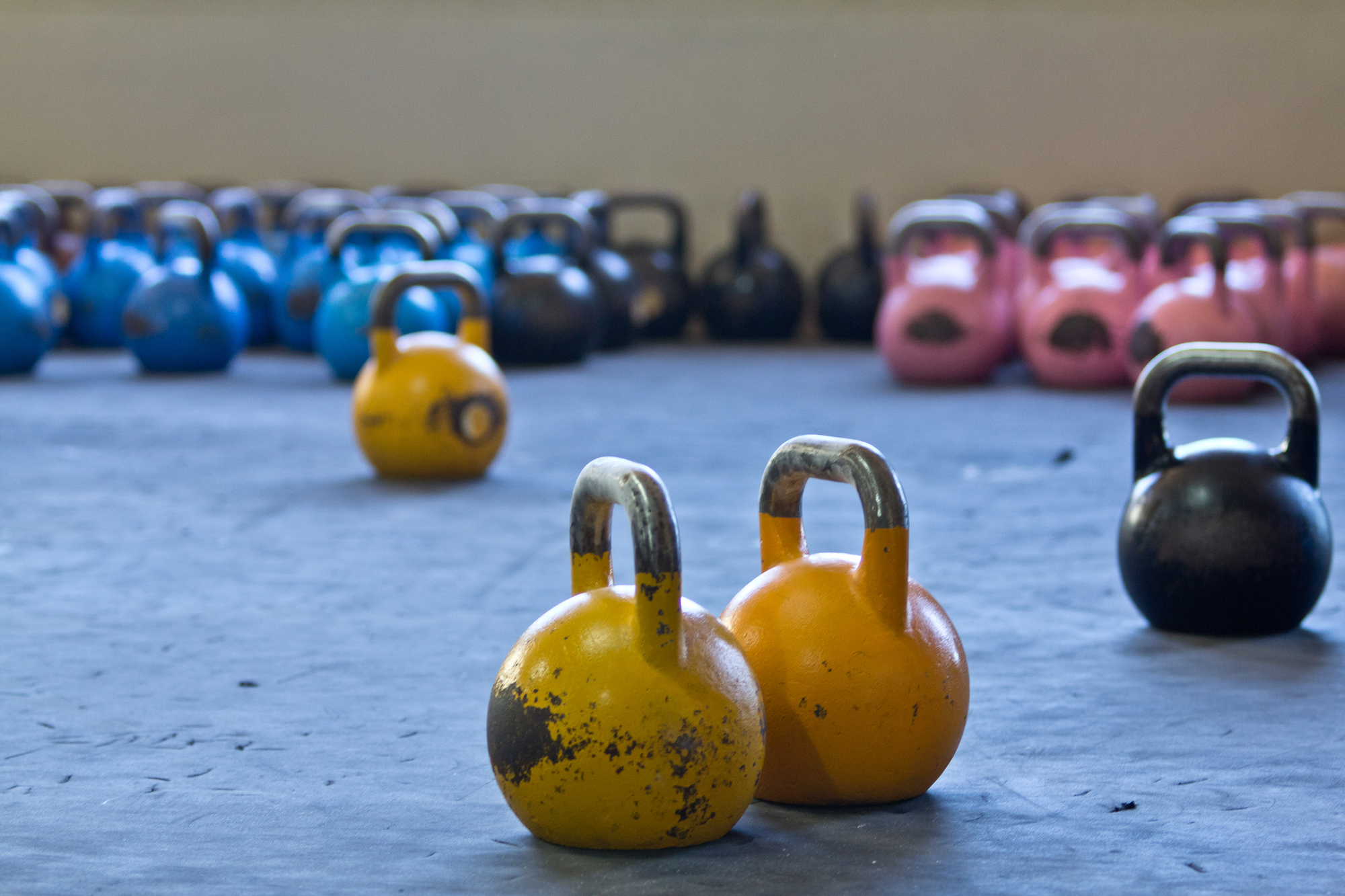 Du kan træne derhjemme med træningsmaskiner